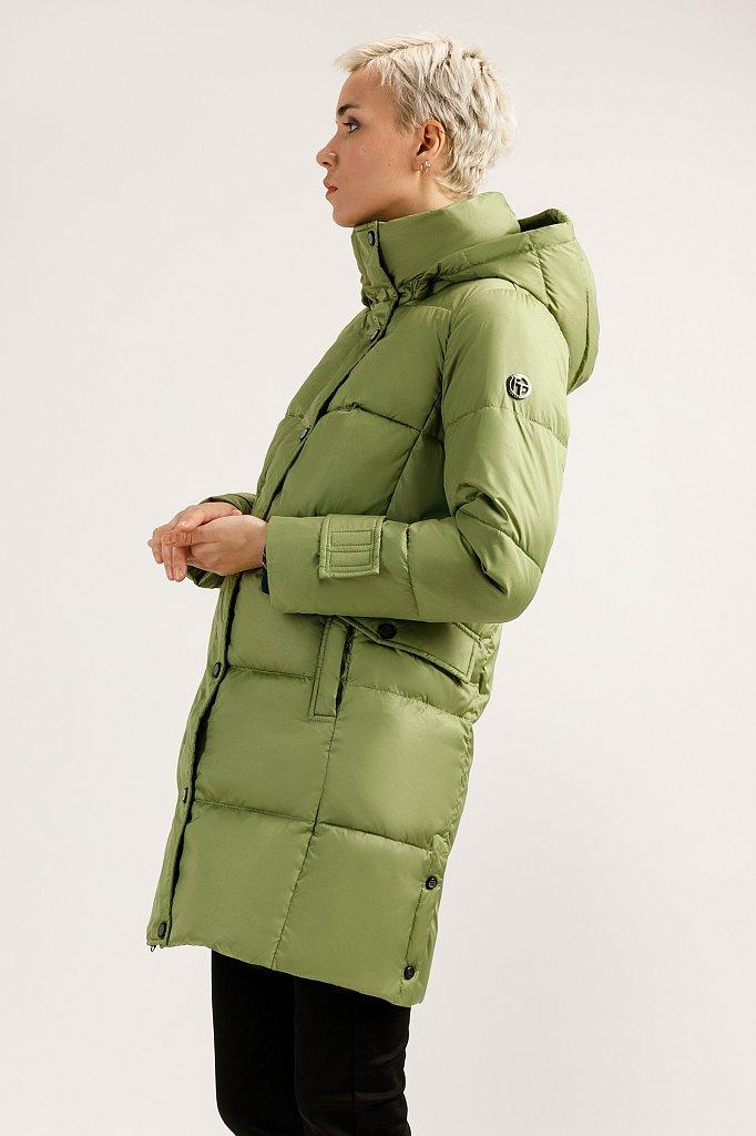 Пальто женское, Модель A19-32019, Фото №3
