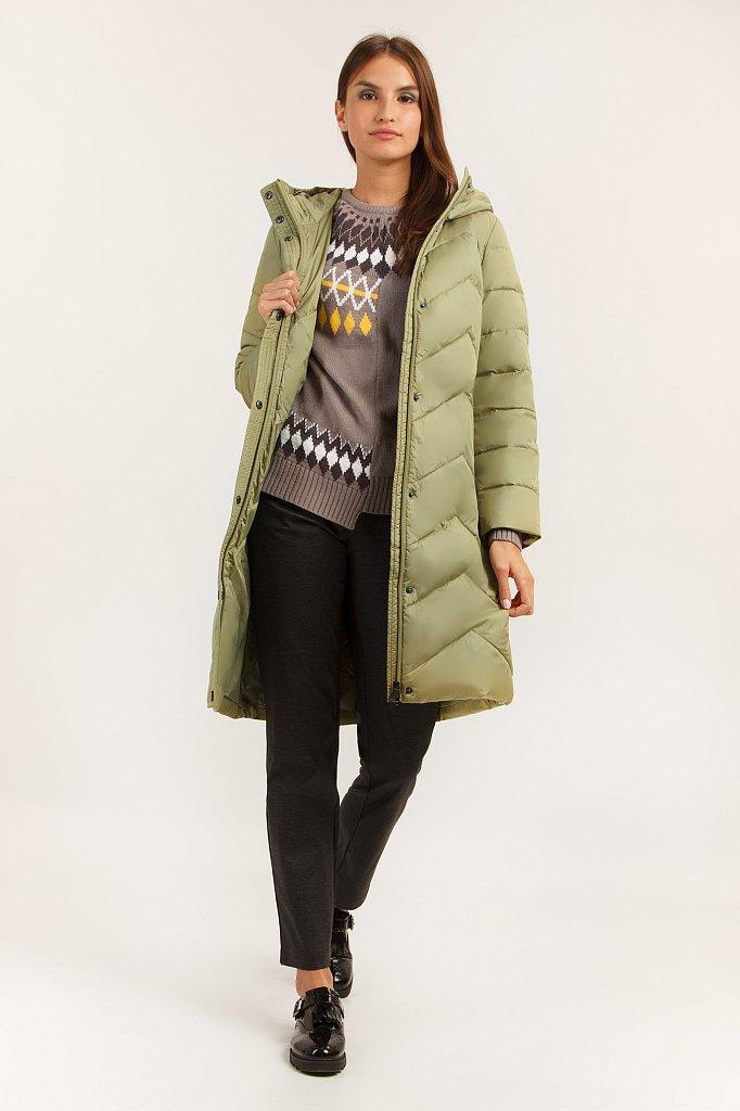 Пальто женское, Модель A19-32020, Фото №2
