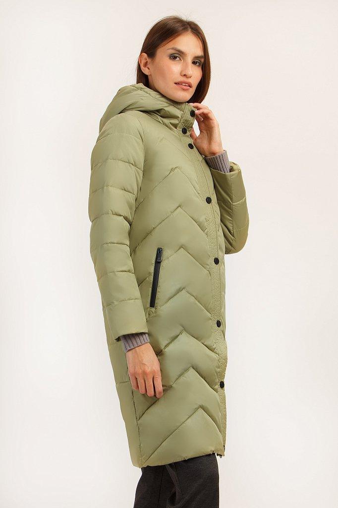 Пальто женское, Модель A19-32020, Фото №3
