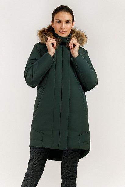 Куртка женская, Модель A19-12046, Фото №1
