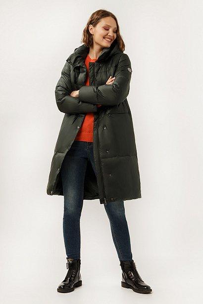 Пальто женское, Модель A19-12047, Фото №2