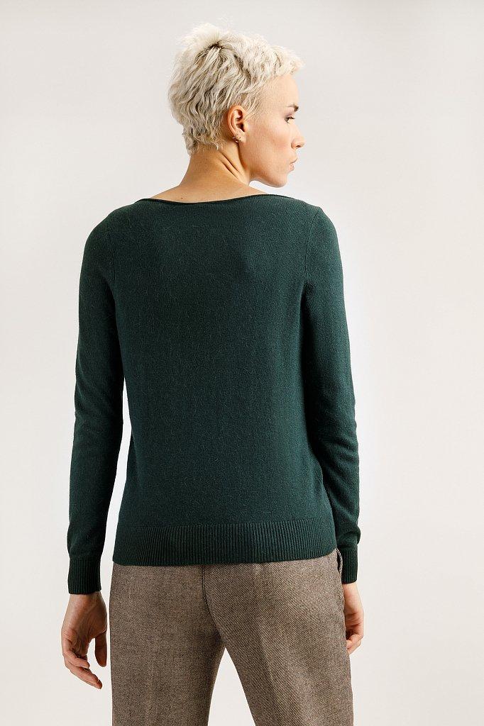 Джемпер женский, Модель A19-11103, Фото №4