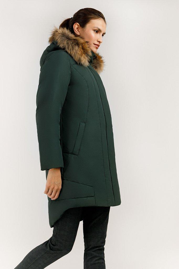 Куртка женская, Модель A19-12046, Фото №3