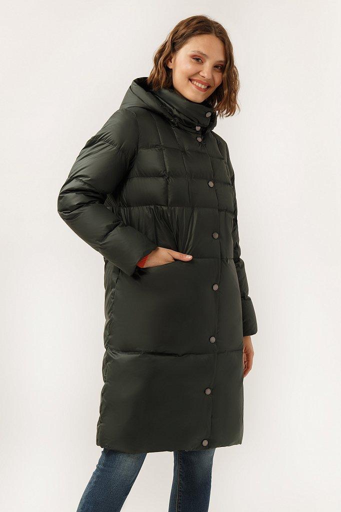 Пальто женское, Модель A19-12047, Фото №3