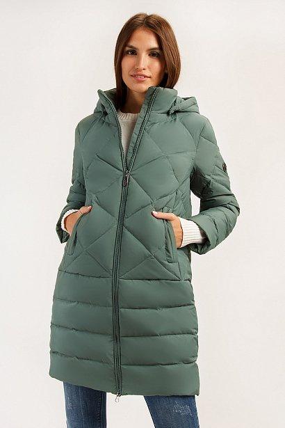 Пальто женское, Модель A19-11026, Фото №1