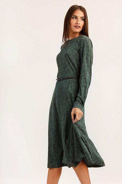Платье женское, Модель A19-11075, Фото №3