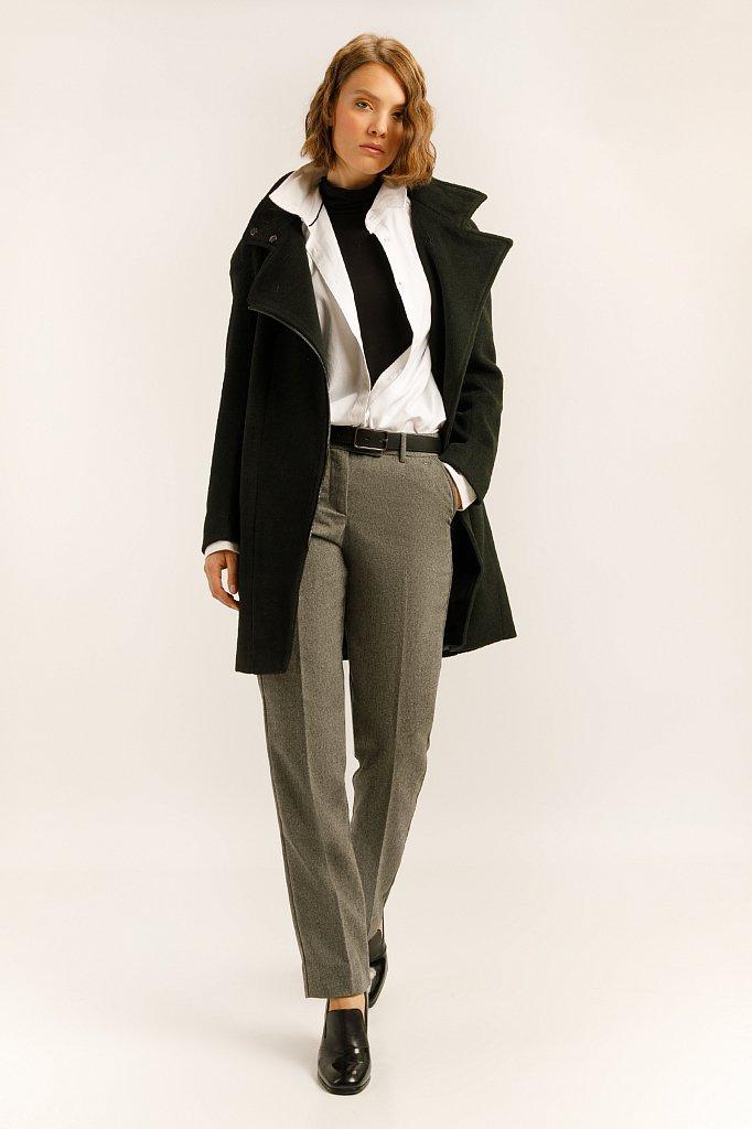 Пальто женское, Модель A19-11007, Фото №2