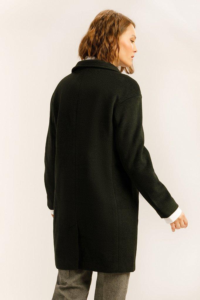 Пальто женское, Модель A19-11007, Фото №5