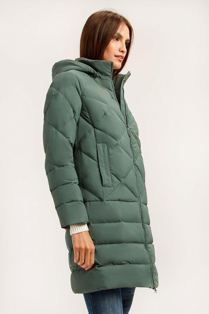 Пальто женское, Модель A19-11026, Фото №3