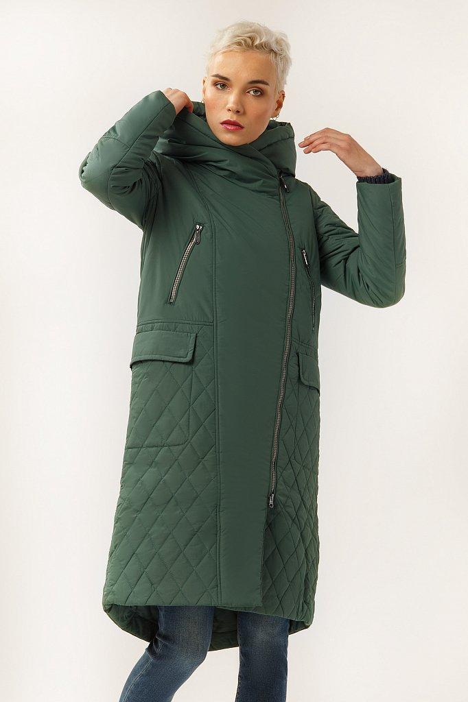 Пальто женское, Модель A19-12097, Фото №1