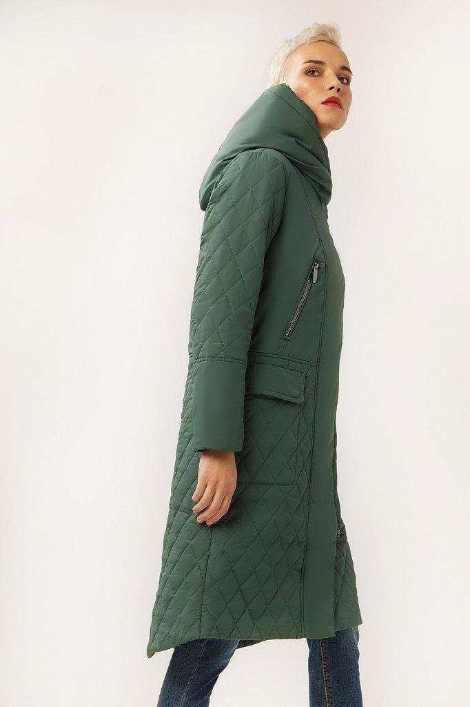 Пальто женское, Модель A19-12097, Фото №3