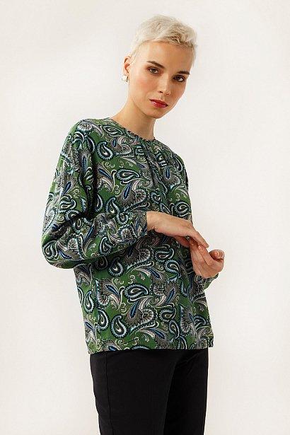 Блузка женская, Модель A19-12084, Фото №3