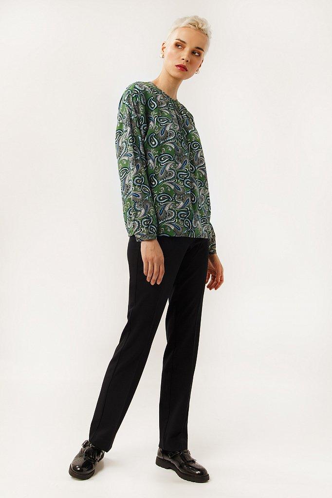 Блузка женская, Модель A19-12084, Фото №2