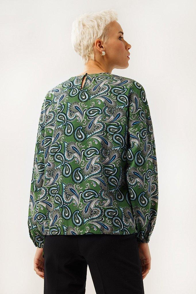 Блузка женская, Модель A19-12084, Фото №4