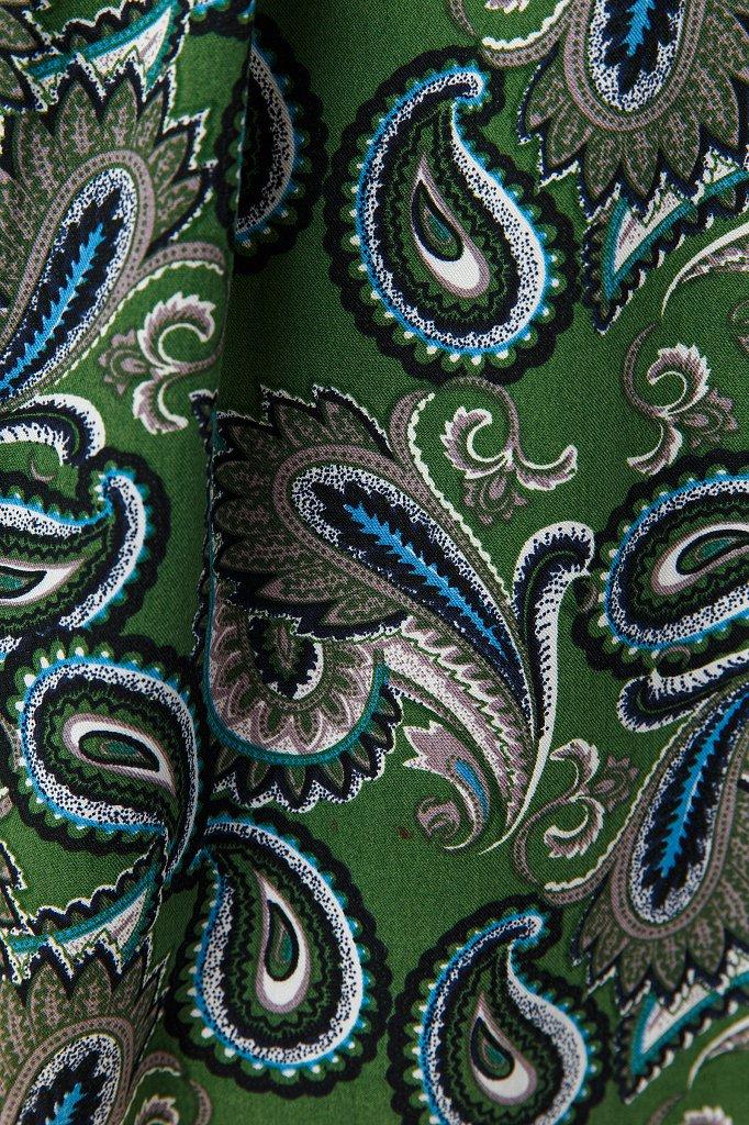 Блузка женская, Модель A19-12084, Фото №5