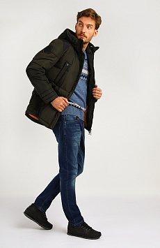 Куртка мужская, Модель A19-22013, Фото №2
