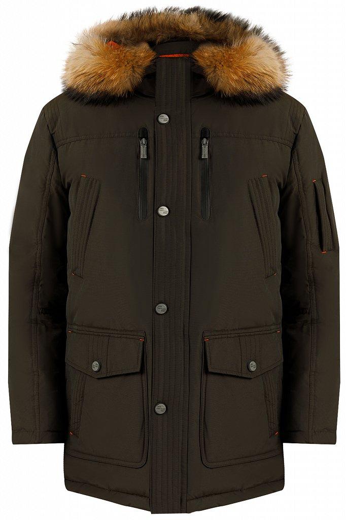 Пальто мужское, Модель A19-22007, Фото №7
