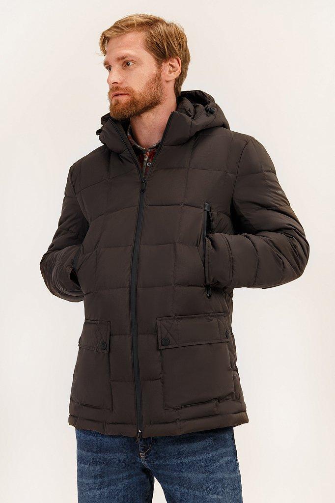 Куртка мужская, Модель A19-42013, Фото №1