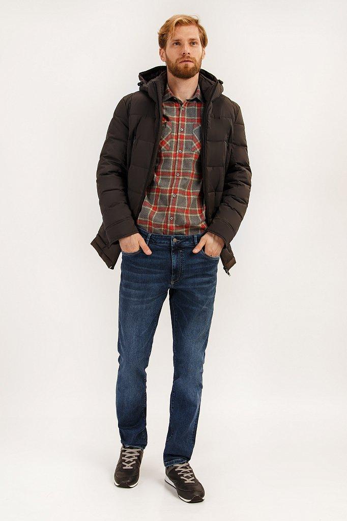 Куртка мужская, Модель A19-42013, Фото №2