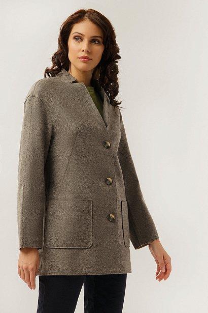 Пальто женское, Модель A19-12041, Фото №3
