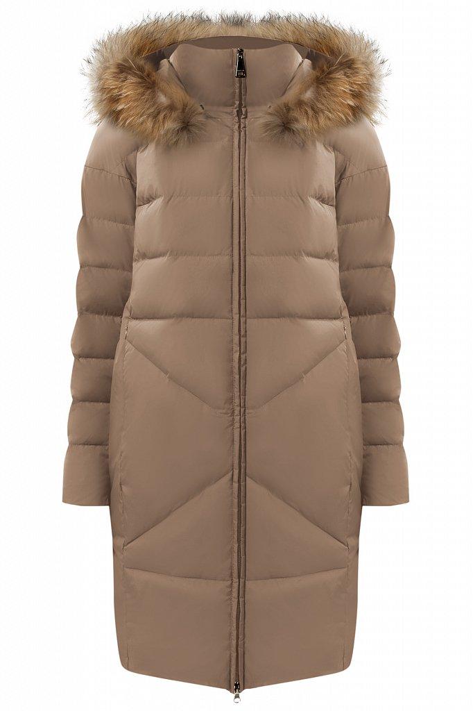 Пальто женское, Модель A19-12028, Фото №6