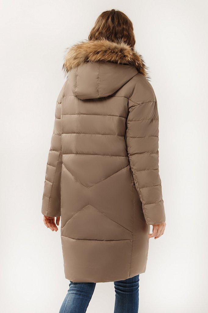 Пальто женское, Модель A19-12028, Фото №4