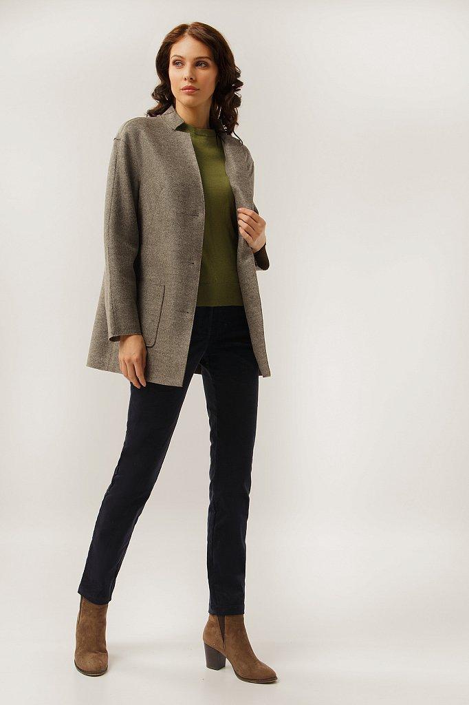 Пальто женское, Модель A19-12041, Фото №2