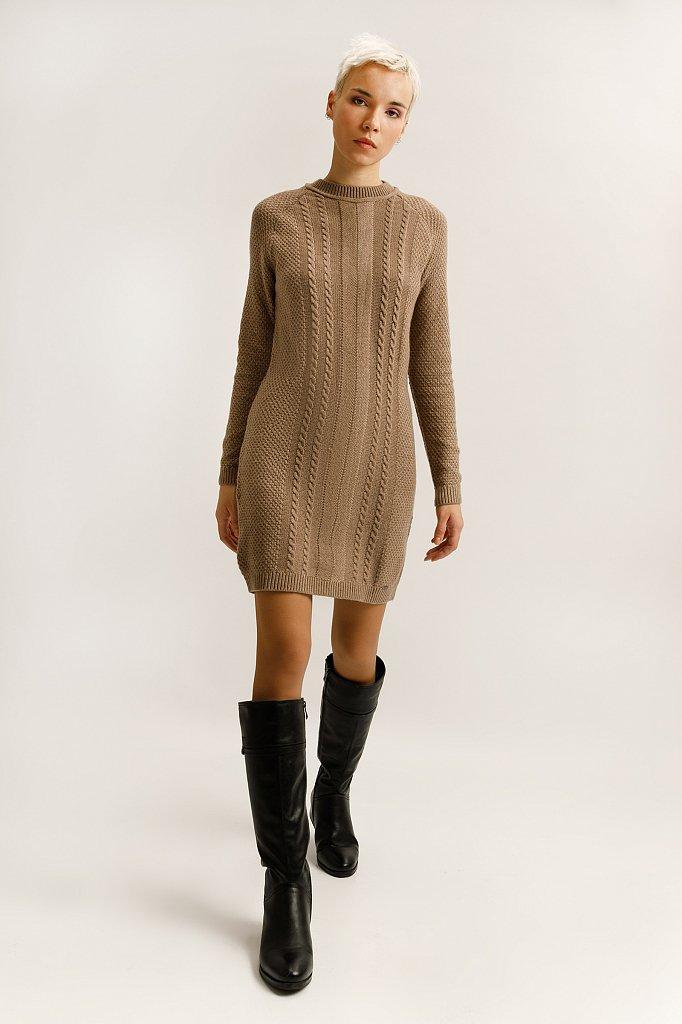 Платье женское, Модель A19-12121, Фото №3