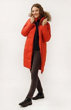 Пальто женское, Модель A19-12028, Фото №2