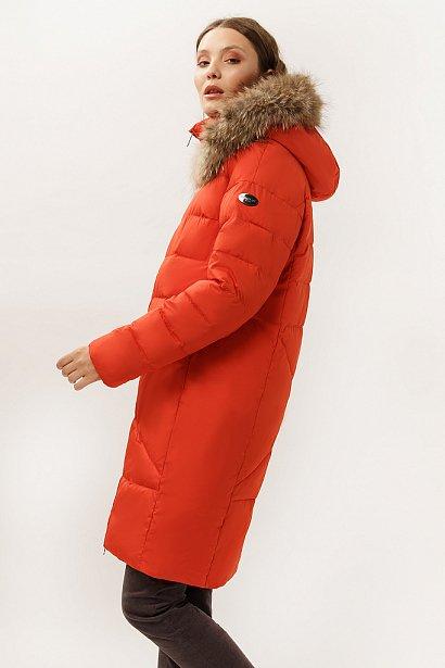 Пальто женское, Модель A19-12028, Фото №3