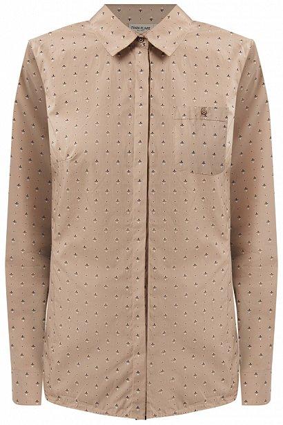 Блузка женская, Модель A19-11068, Фото №5