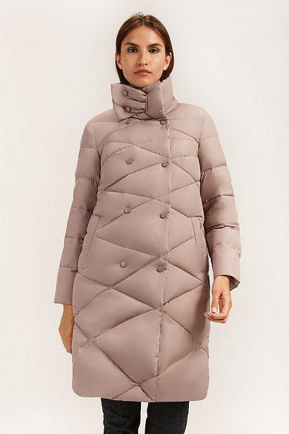 Пальто женское, Модель A19-11076, Фото №1