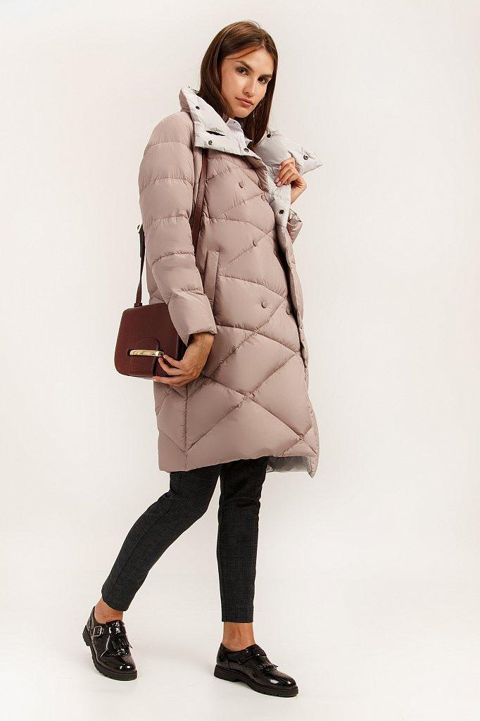 Пальто женское, Модель A19-11076, Фото №2