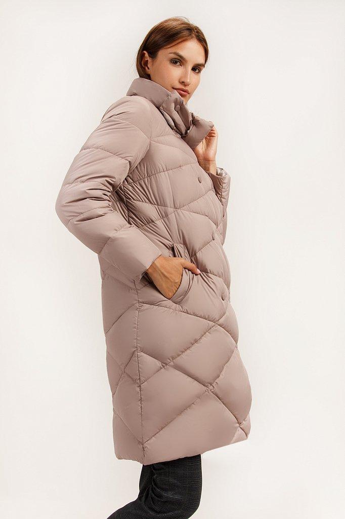 Пальто женское, Модель A19-11076, Фото №3
