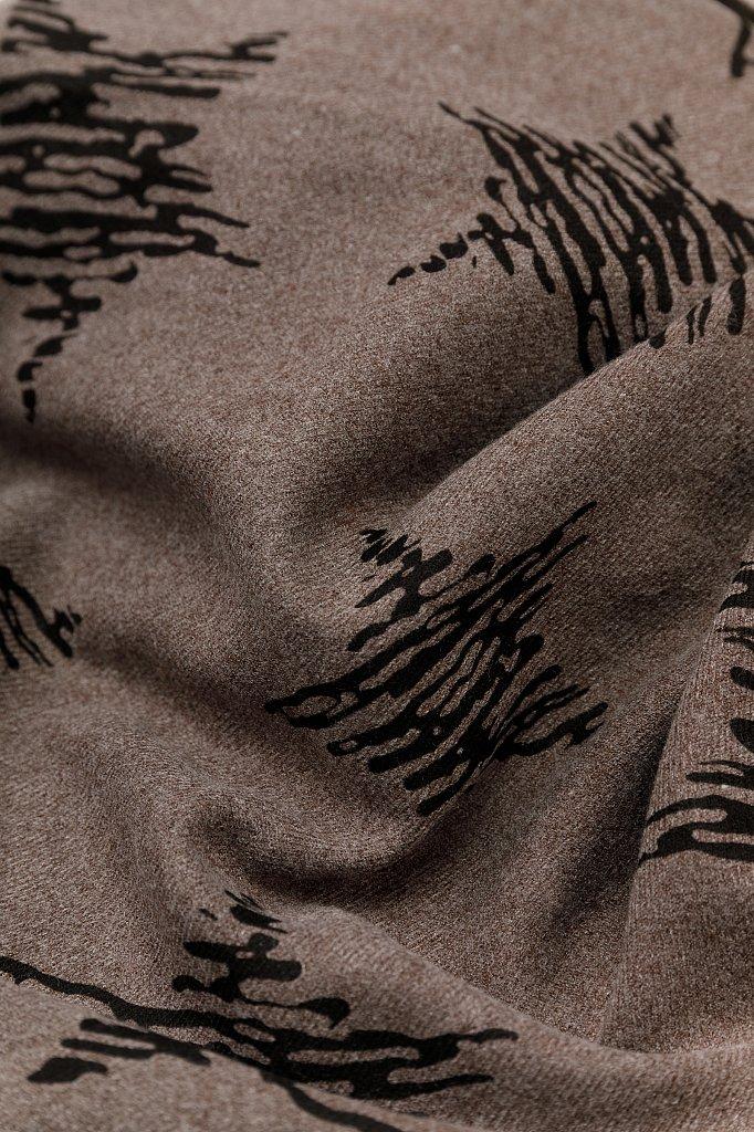 Шарф женский, Модель A19-11409, Фото №3