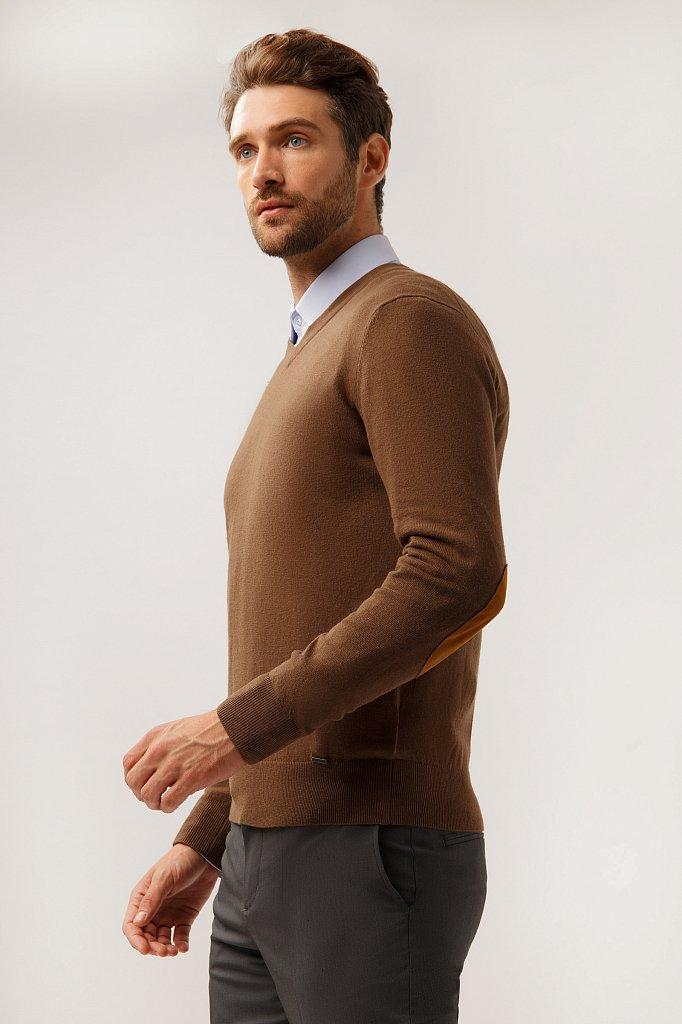 Джемпер мужской, Модель A19-21101, Фото №3