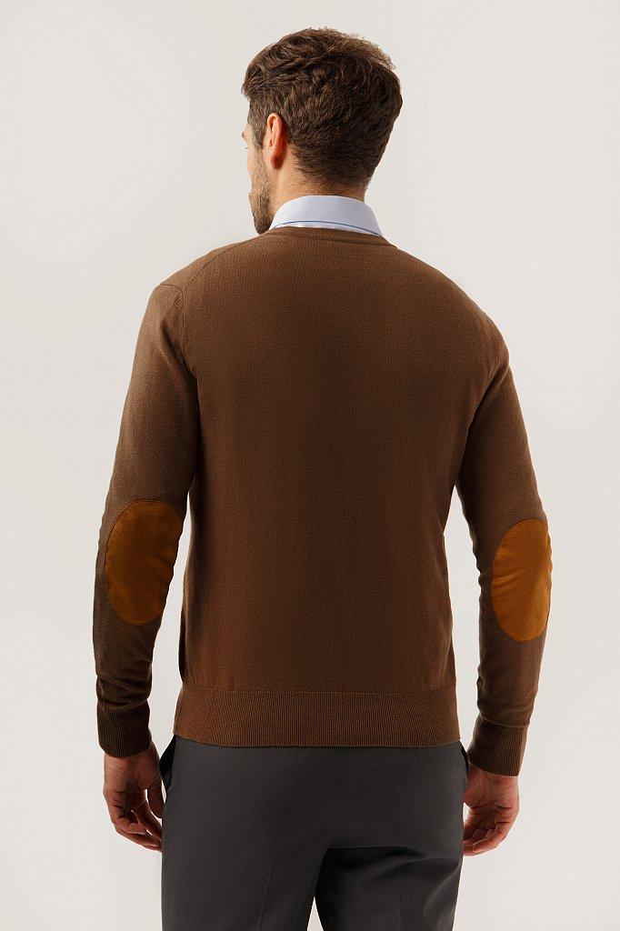 Джемпер мужской, Модель A19-21101, Фото №4