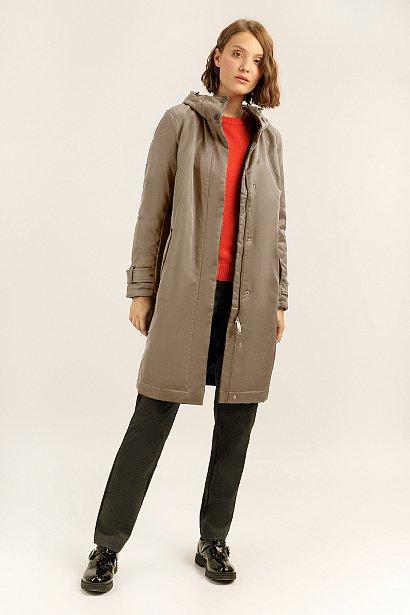 Пальто женское, Модель A19-11029, Фото №2