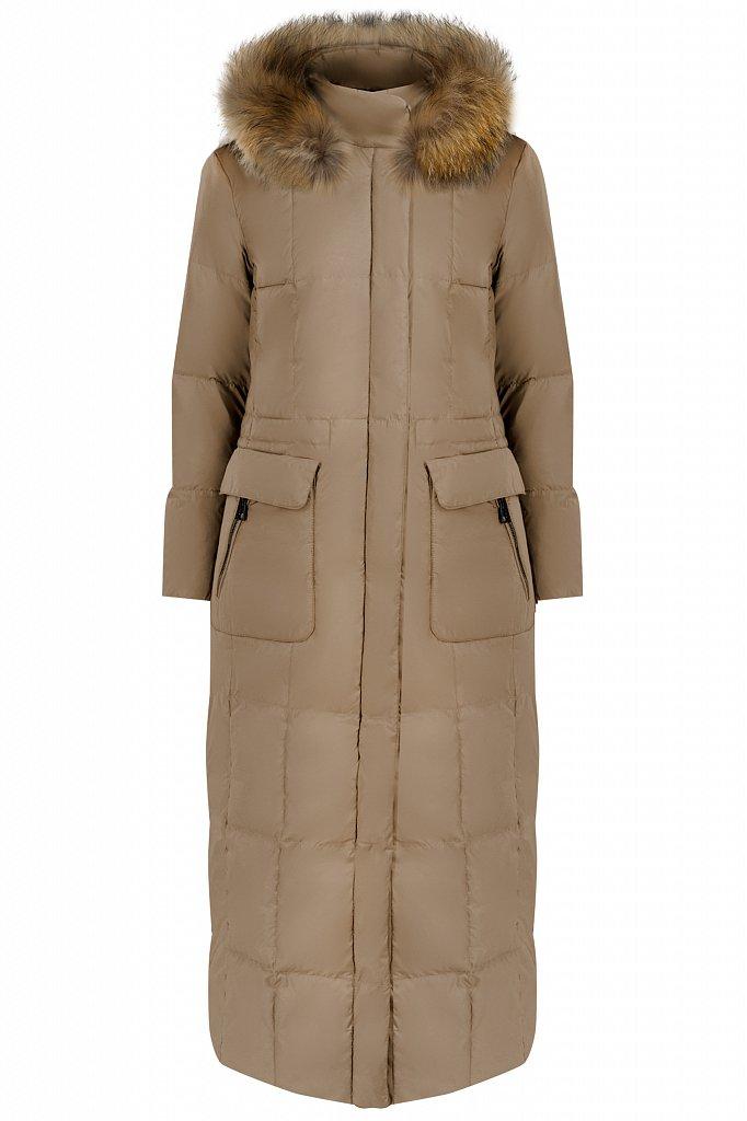 Пальто женское, Модель A19-11015, Фото №6