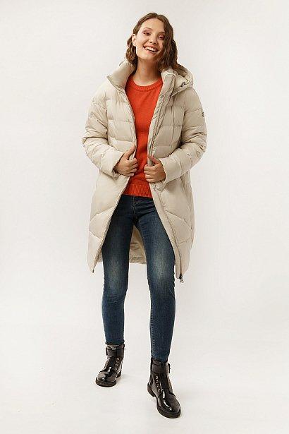 Пальто женское, Модель A19-12028F, Фото №2