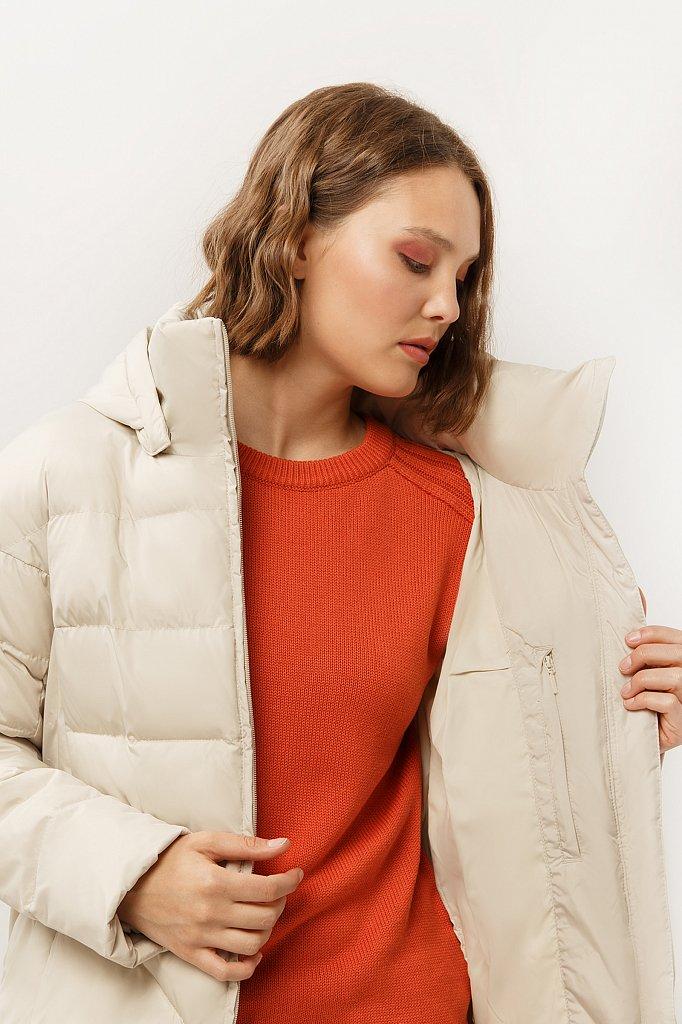 Пальто женское, Модель A19-12028F, Фото №5