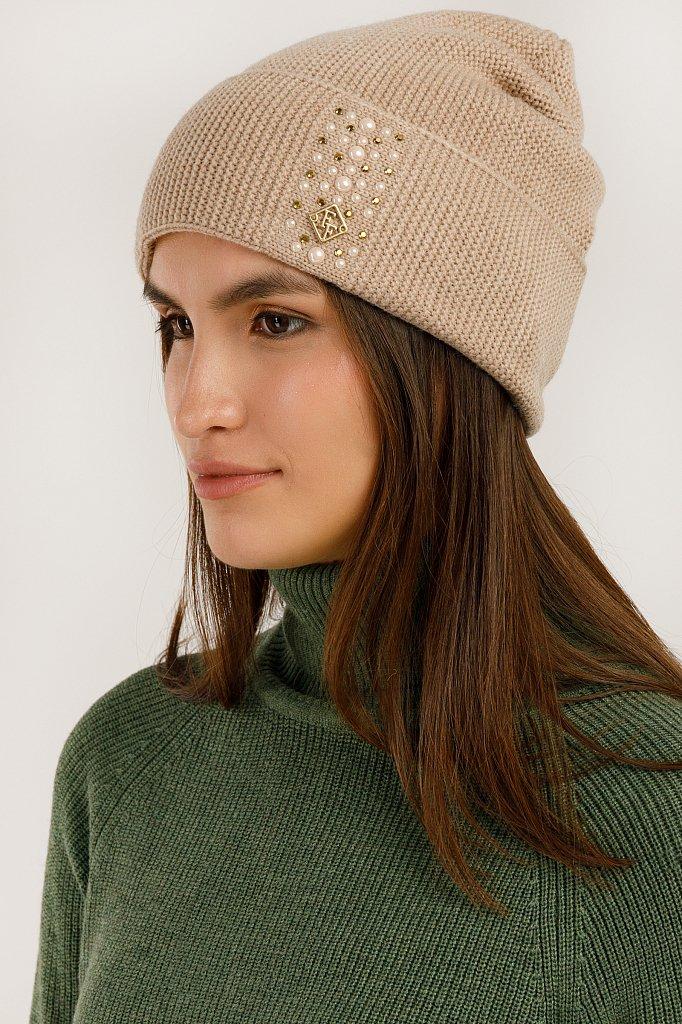 Шапка женская, Модель A19-11170, Фото №2