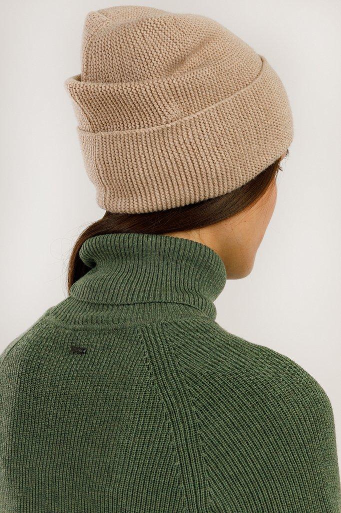 Шапка женская, Модель A19-11170, Фото №3