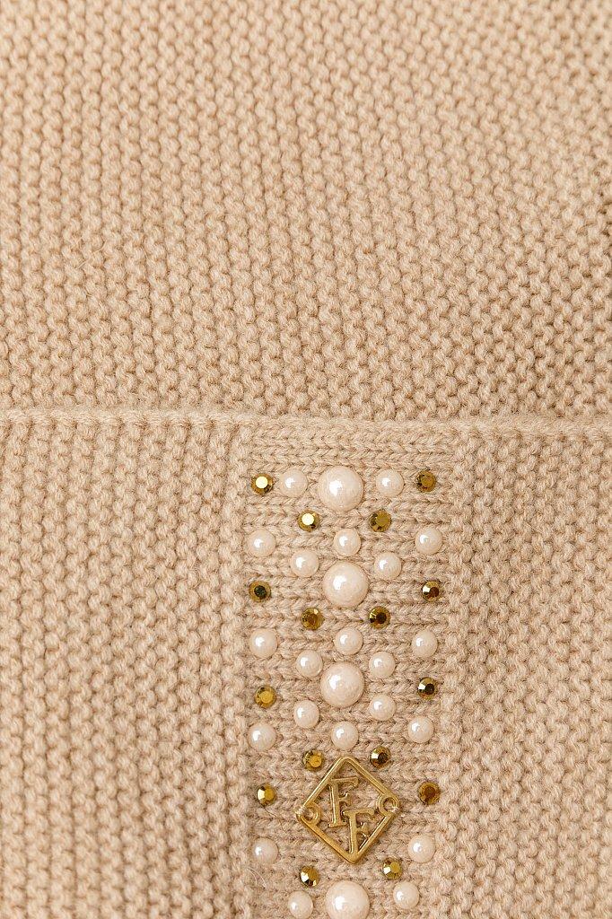 Шапка женская, Модель A19-11170, Фото №4