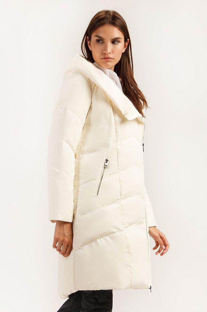 Пальто женское, Модель A19-11010, Фото №3