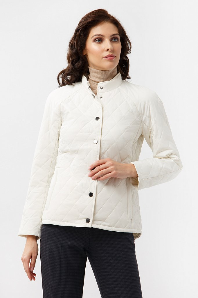 Куртка женская, Модель A19-11012, Фото №1