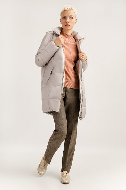 Пальто женское, Модель A19-32003, Фото №2