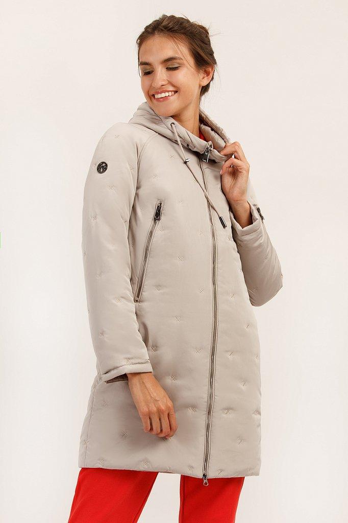 Пальто женское, Модель A19-32017, Фото №1