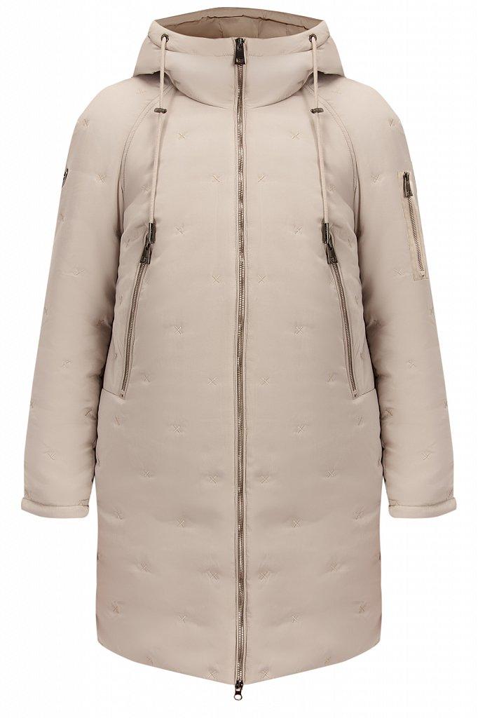 Пальто женское, Модель A19-32017, Фото №6