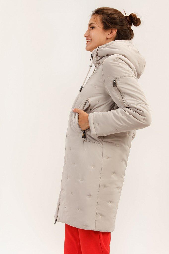Пальто женское, Модель A19-32017, Фото №3